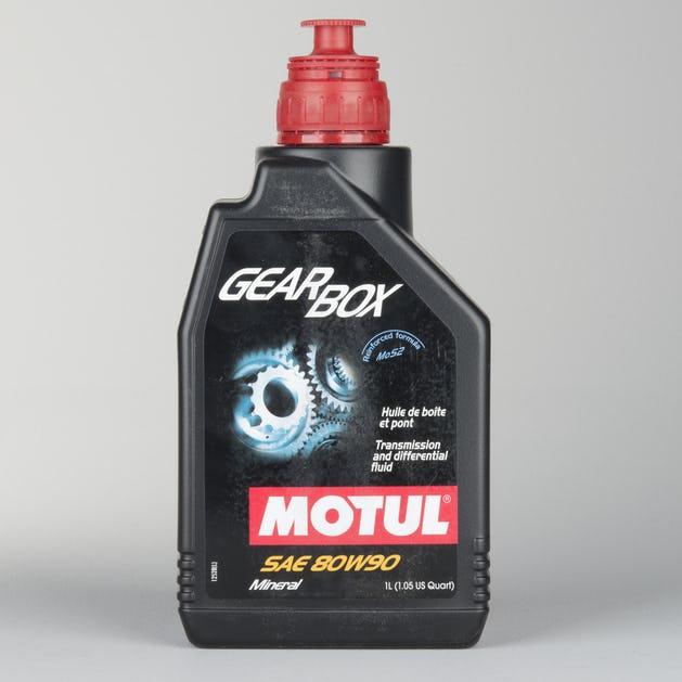 Motul 80W90 1L Transmission Oil Semi-synthetic