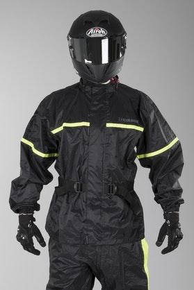 Course Quick Rain Jacket Black