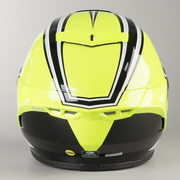 BELL STAR MIPS TORSION HELMET GREEN/BLACK - Now 6% Savings
