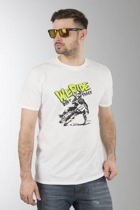 Koszulka  XLMoto Dirt Biała
