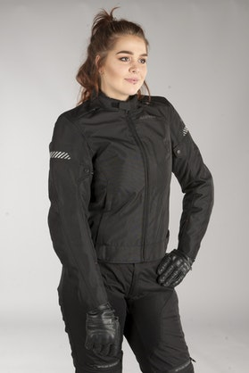 Acerbis Discovery Ghibly Women's Jacket Black