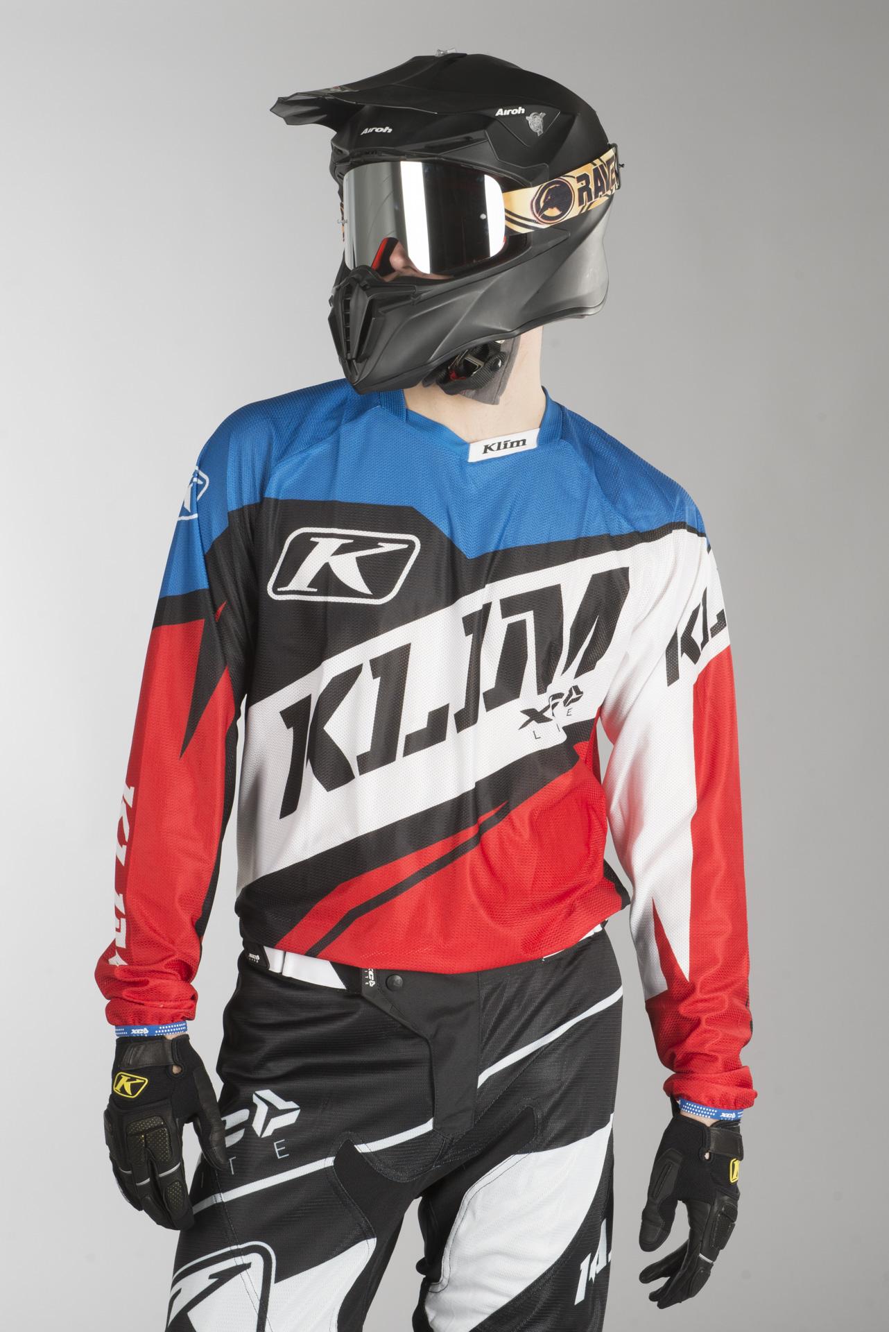 5003-002-120-100 KLIM XC Lite Jersey SM Red Hai Vina CO LTD 5003-002