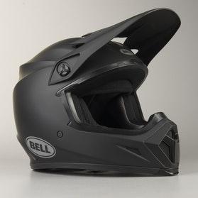 Kask Bell Moto-9 MIPS Solid Czarny Matowy