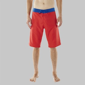 Fox Overhead Board Shorts Red