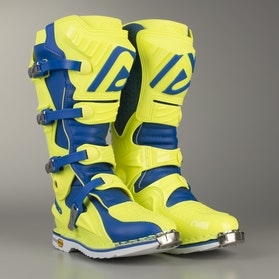 Acerbis X-Move 2.0 Boots Yellow-Blue