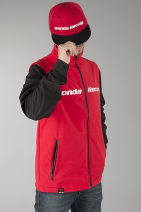 Honda Racing Soft-Shell Jacket