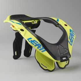 Nakkekrave Leatt GPX 5.5, Lime