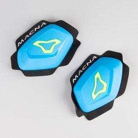 Knæsliders Macna Pro, Neonblå