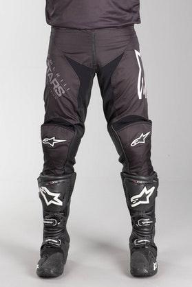 Alpinestars Racer Graphite MX Trousers Black-Dark Grey