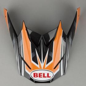 Daszek do kasku Bell PS SX-1 Race Czerwony