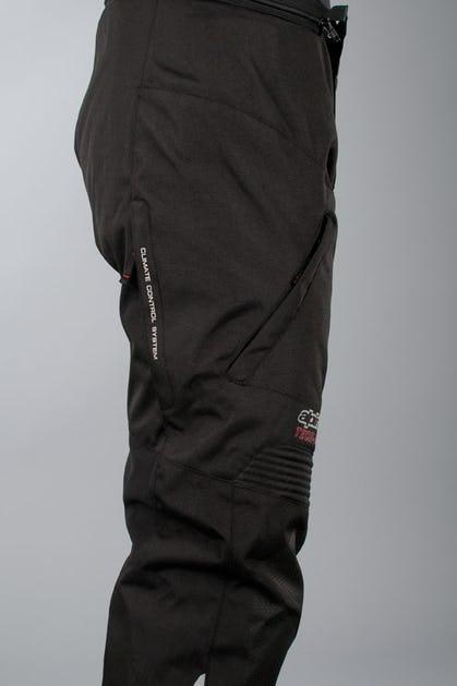 91dc40ca Alpinestars Andes Drystar Waterproof Trousers Black - Get 39% off today -  XLmoto.ie