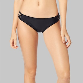 Bikinitrusser Fox Maniac Lace Up, Sort