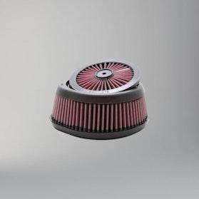 Filtr powietrza Owalny Stożkowy K&N Universal Xstream