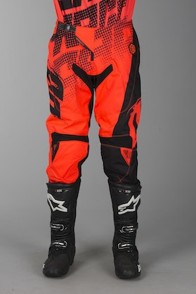 Shot Contact Venom MX-Trousers Neon Orange