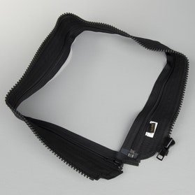 IXS Linking Zip System Nori Belt Black