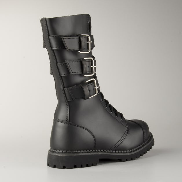 Brandit Phantom Boots with Strap - Black