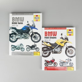 Haynes BMW Manual