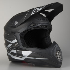 Acerbis Impact Carbon 2016 Cross-Helmet Black