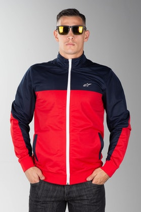 Alpinestars Pace Training Jacket Red-Navy Blue
