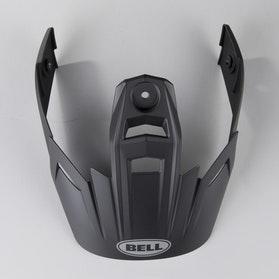 Daszek Kasku Adventure Bell MX-9 Czarny Matowy