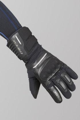 Rękawice Dainese Assen Solarys Gore-Tex® Długie Czarne