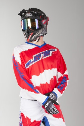 Bluza Cross JT Racing C4-Ripper RWB