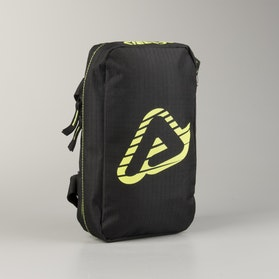 Acerbis Front Fender Tool Bag Black-Yellow