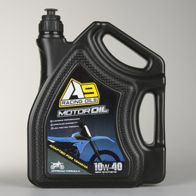 A9 Racing Oil optimised for Yamaha 4-Stroke 4L