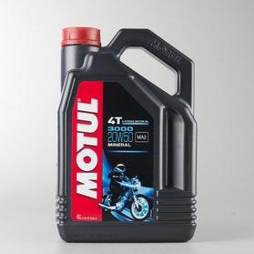 Olej Mineralny Motul 4T 3000 4L