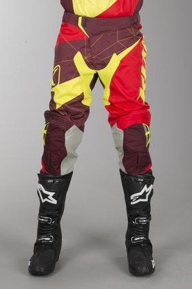 Spodnie enduro Klim XC Czerwony