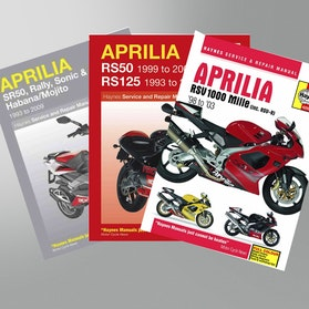 Haynes Aprilia Repair Manual