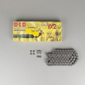 D.I.D 520VX2 X-Ring Rivet Chain