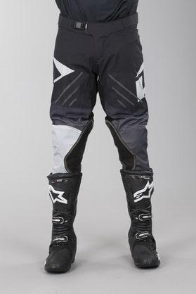 OneIndustries Vapor Shifter Motocross Pants Gray-Black