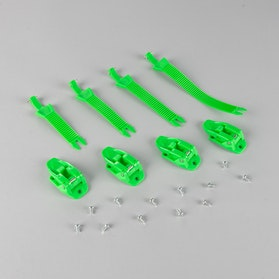 Acerbis X-Team Straps Green