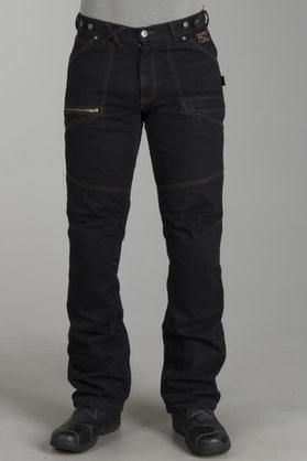 Jeans Bering Brawler, Sort
