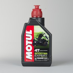 Olej Technosynthese 4T Motul Scooter 10W40 1L