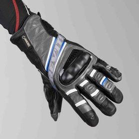 Rękawice Revit Dominator GTX szaro-niebieske