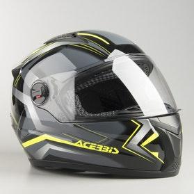 Kask Acerbis Full-Face FS-807 Czarno-Żółty