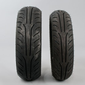 Komplet opon Michelin Power Pure SC