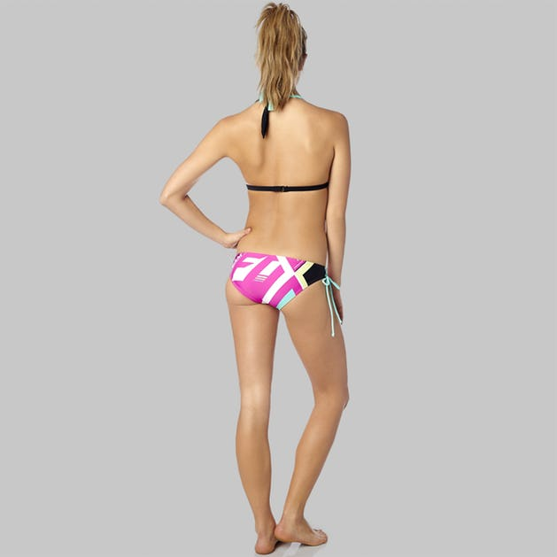 Bikinitrusser Fox Divizion Lace Up, Pink