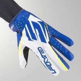 Five MXF4 MX Gloves Fluo Yellow