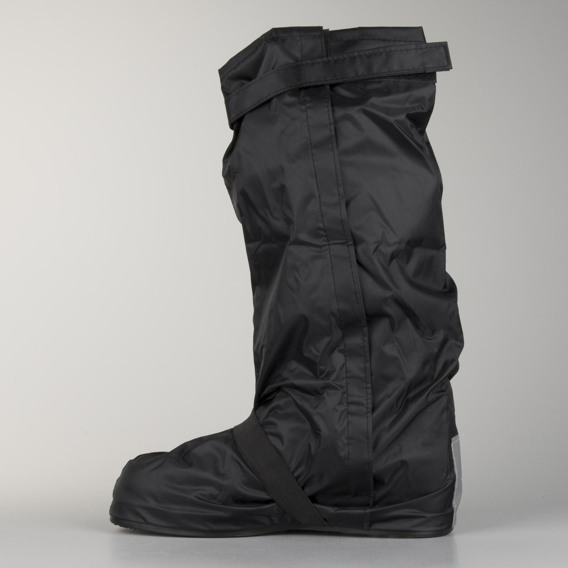 Protezione antipioggia per stivali Booster Heavy Duty Nero