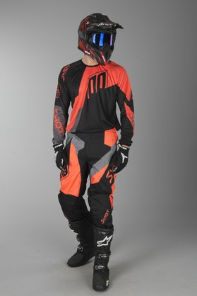 Shot Devo Alert MX-Clothing Kit Neon Orange