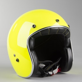 RXA Rivoli Open Helmet Yellow