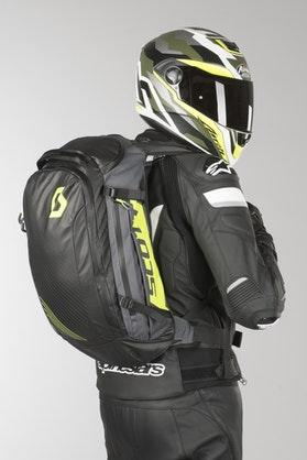 Plecak Scott SMB 22 Czarno-Neonowo-Żółty