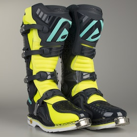 Acerbis X-Move 2.0 Boots Yellow-Grey