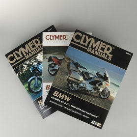 Clymer BMW Repair Manual (search by model)