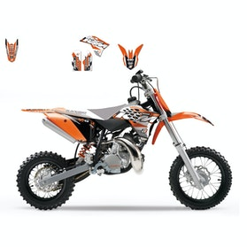 Blackbird Dream 3 KTM Decal Kit