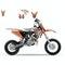 Blackbird Dream 3 KTM Decal Kit