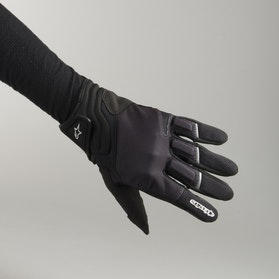 Alpinestars Stella Atom Womens Gloves - Black